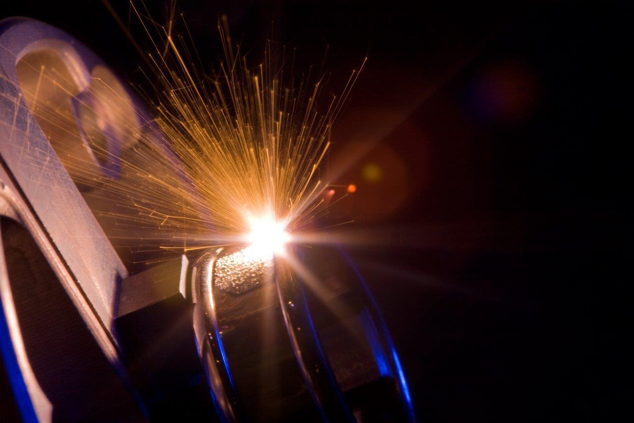 Laser zum Beschriften